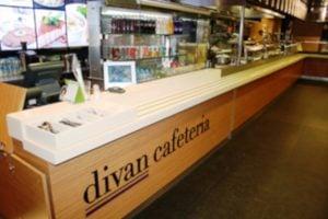 Divan Pastaneleri Atasehir Iskule Subeleri - Servis ve Banko Kaplamalari