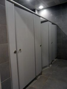 Orjin Plaza İdari Bina - AIG WC Kabinleri, Maslak
